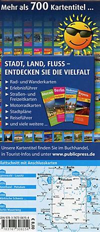 PublicPress Radkarte Teltow, Fläming Königs Wusterhausenm Luckenwalde - Jüterbog - Produktdetailbild 1