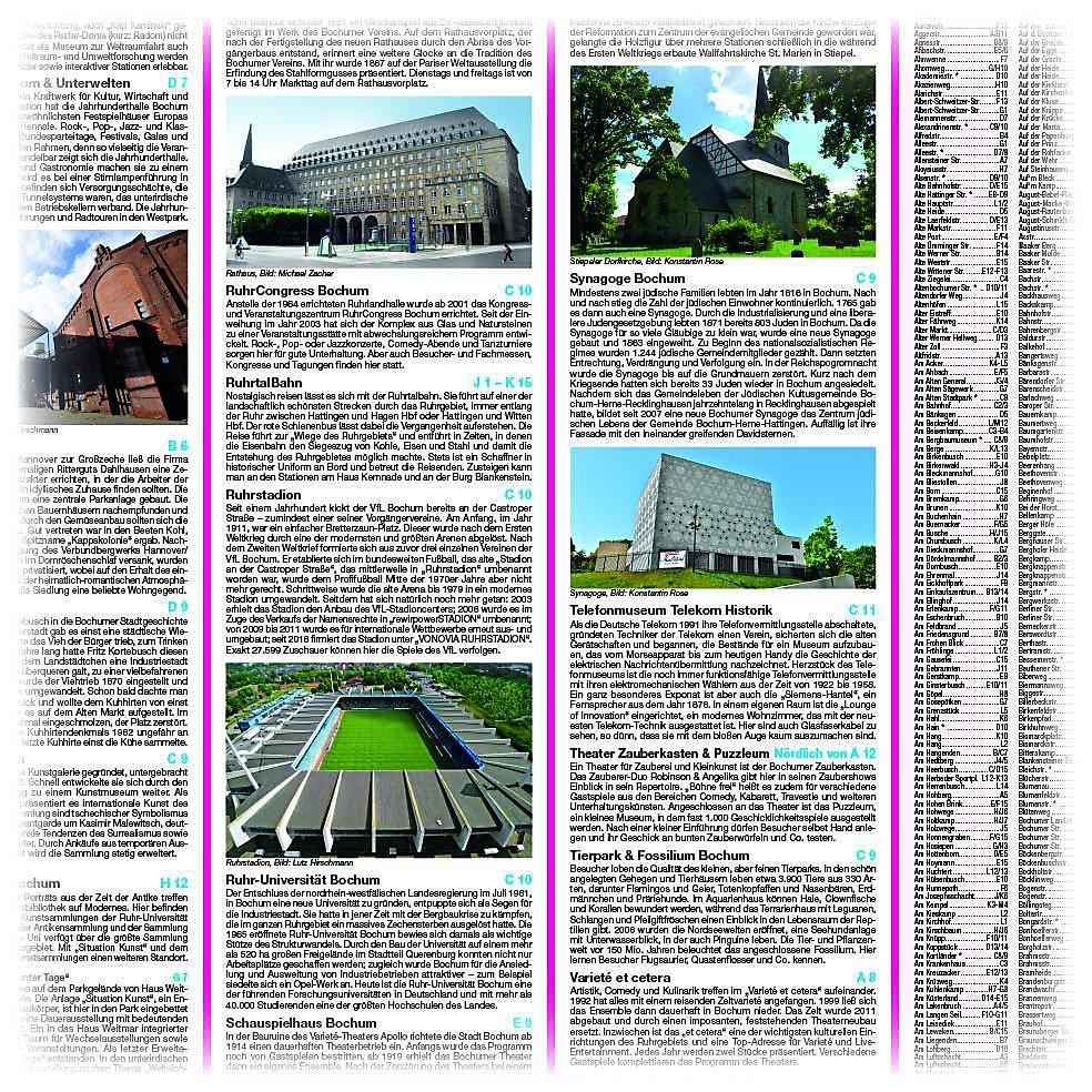 Bochum Karte.Publicpress Stadtplan Bochum Buch Bei Weltbild De Bestellen