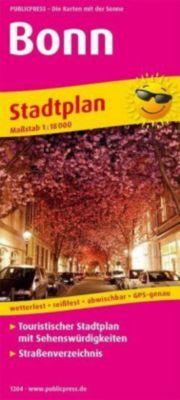 PublicPress Stadtplan Bonn