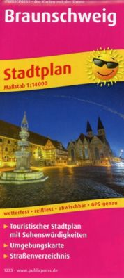 PublicPress Stadtplan Braunschweig -  pdf epub