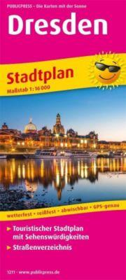 PublicPress Stadtplan Dresden -  pdf epub