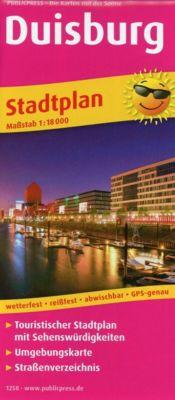 PublicPress Stadtplan Duisburg