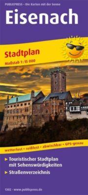PublicPress Stadtplan Eisenach