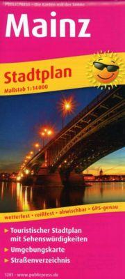 PublicPress Stadtplan Mainz