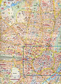 PublicPress Stadtplan München - Produktdetailbild 1