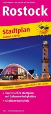 PublicPress Stadtplan Rostock