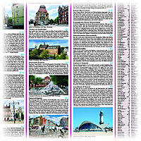 PublicPress Stadtplan Rostock - Produktdetailbild 1