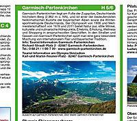 PublicPress Wanderkarte Ammergauer Alpen - Produktdetailbild 2