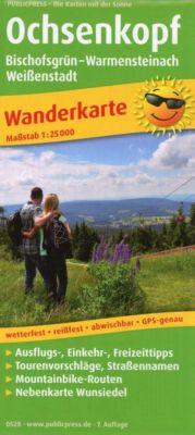 PublicPress Wanderkarte Ochsenkopf -  pdf epub