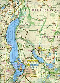 PUBPUBLICPRESS Rad- und Wanderkarte Lauenburgische Seen - Schaalsee - Produktdetailbild 2