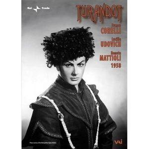 Puccini,Giacomo-Turandot (1958), Udovich,Mattioli Corelli
