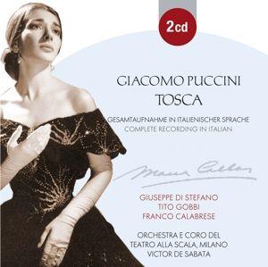 Puccini: Tosca (Ga/Callas), Maria Callas, Tito Gobbi, Victor de Sabata