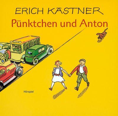 Pünktchen und Anton, CD, Erich Kästner