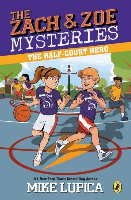 Puffin Books: The Half-Court Hero, Mike Lupica