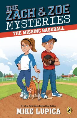 Puffin Books: The Missing Baseball, Mike Lupica