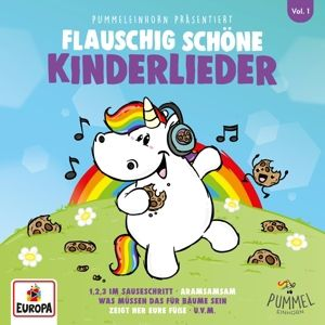 Pummeleinhorn Präsentiert Flauschig Schöne Kinderl, Felix & die Kita-Kids Lena