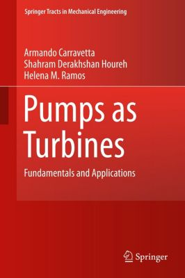 Pumps as Turbines, Shahram Derakhshan Houreh, Armando Carravetta, Helena M. Ramos