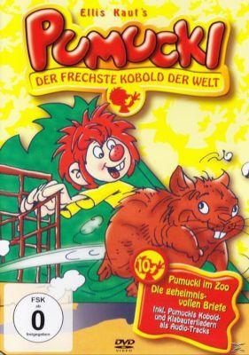 Pumuckl 10: Pumuckl im Zoo / Die geheimnisvollen Briefe, Ellis Kaut