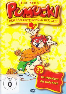 Pumuckl 3: Der Wollpullover / Der große Krach, Ellis Kaut