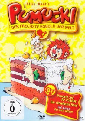 Pumuckl 8: Pumuckl und der Pudding / Der rätselhafte Hund, Ellis Kaut