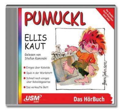 Pumuckl Band 1: Hörbuch - Einiges über Kobolde/Spuk in der Werkstatt (1 Audio-CD), Ellis Kaut
