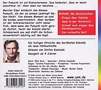 Pumuckl Band 1: Hörbuch - Einiges über Kobolde/Spuk in der Werkstatt (1 Audio-CD) - Produktdetailbild 1
