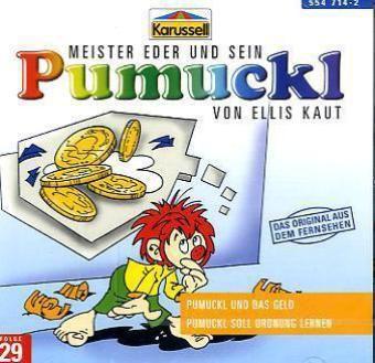 Pumuckl und das Geld / Pumuckl soll Ordnung lernen, 1 Audio-CD, Ellis Kaut