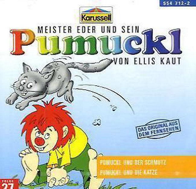 Pumuckl Katze