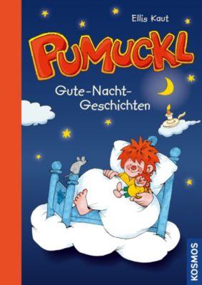 Pumuckl Vorlesebuch - Gute-Nacht-Geschichten, Uli Leistenschneider, Ellis Kaut