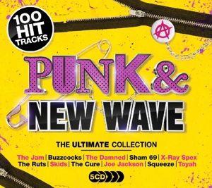 Punk & New Wave, Diverse Interpreten