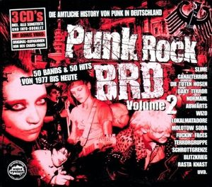 Punk Rock BRD 2, Diverse Interpreten