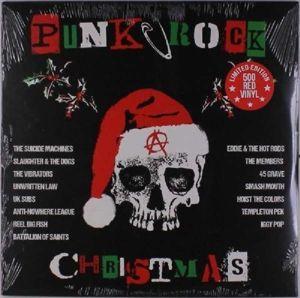 Punk Rock Christmas, Diverse Interpreten
