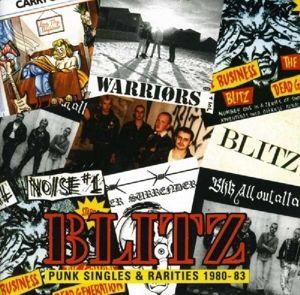 Punk Singles & Rarities '80-'83, Blitz
