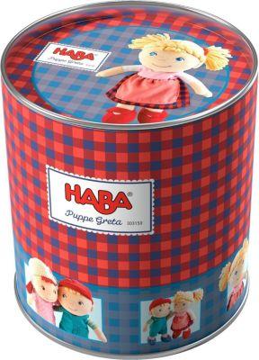 Puppe Greta