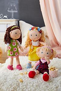 Puppe Wiebke - Produktdetailbild 1