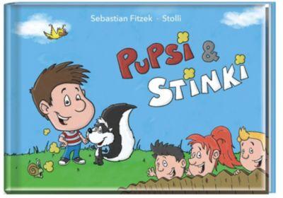 Pupsi & Stinki, Sebastian Fitzek