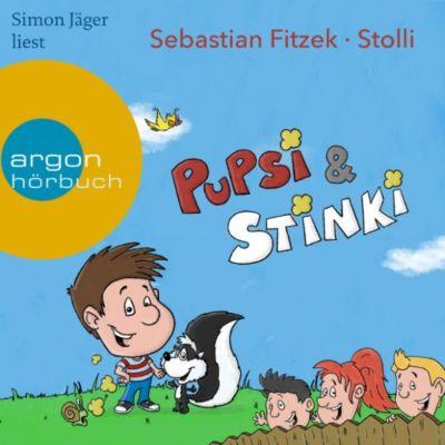Pupsi und Stinki (Ungekürzte Lesung), Sebastian Fitzek