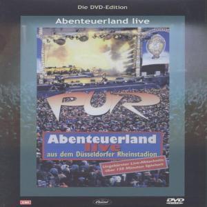 PUR - Abenteuerland - Live aus dem Rheinstadion, Pur