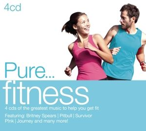 Pure...Fitness, Diverse Interpreten