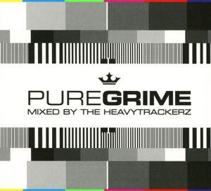 Pure Grime-Mixed By The Heavytrackerz, Diverse Interpreten