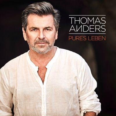 Pures Leben (Limitierte, handsignierte Edition, LP+CD), Thomas Anders