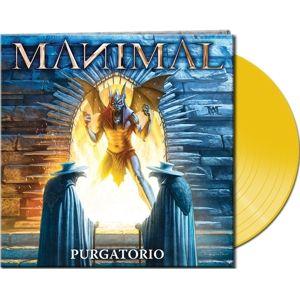 Purgatorio (Gtf.Yellow Vinyl), Manimal