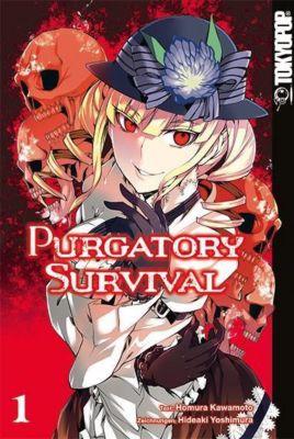 Purgatory Survival, Momura Kawamoto, Hideaki Yoshimura