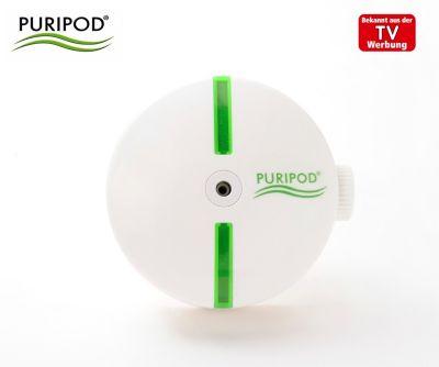Puripod - der lautlose Ionenluftreiniger