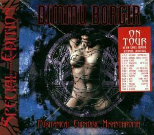Puritanical Euphoric Misanthropia, Dimmu Borgir