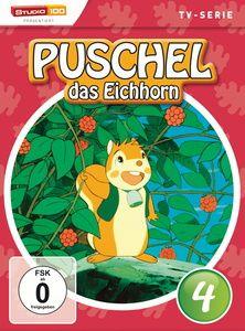 Puschel Das Eichhorn