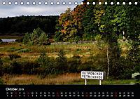 PUSCHKINS RUSSLAND (Tischkalender 2019 DIN A5 quer) - Produktdetailbild 10