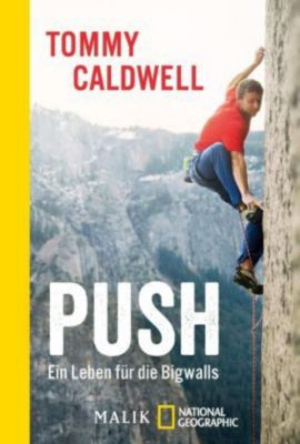 Push - Tommy Caldwell |