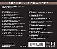 Pushkin Romances - Produktdetailbild 1