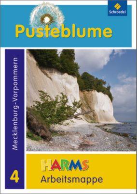 Pusteblume, Das Sachbuch, Ausgabe 2010 Berlin, Brandenburg und Mecklenburg-Vorpommern: 4. Schuljahr, Arbeitsmappe (Mecklenburg-Vorpommern)